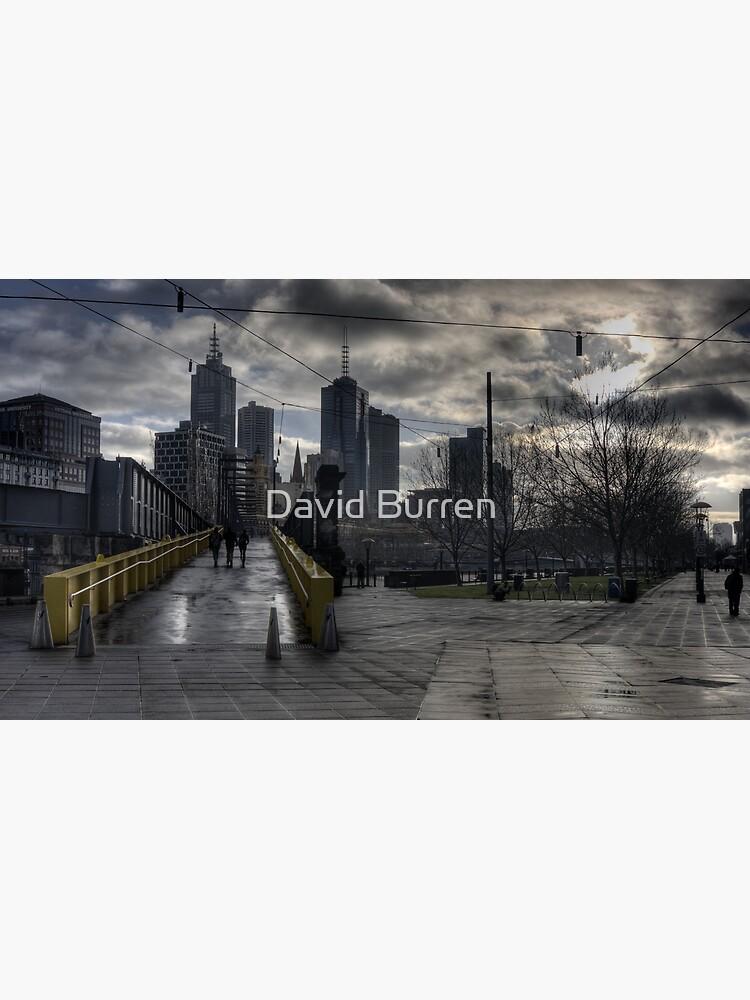 Southbank Dawn by DavidBurren