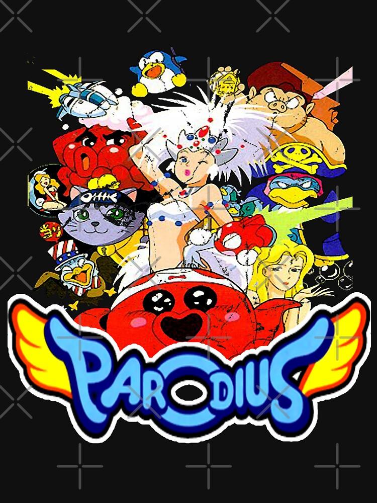 Parodius by martina1982