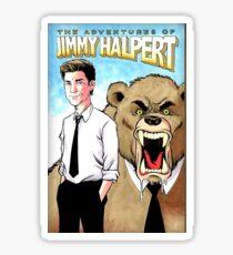 Jimmy Halpert Sticker