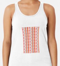 Irregular stripes Women's Tank Top