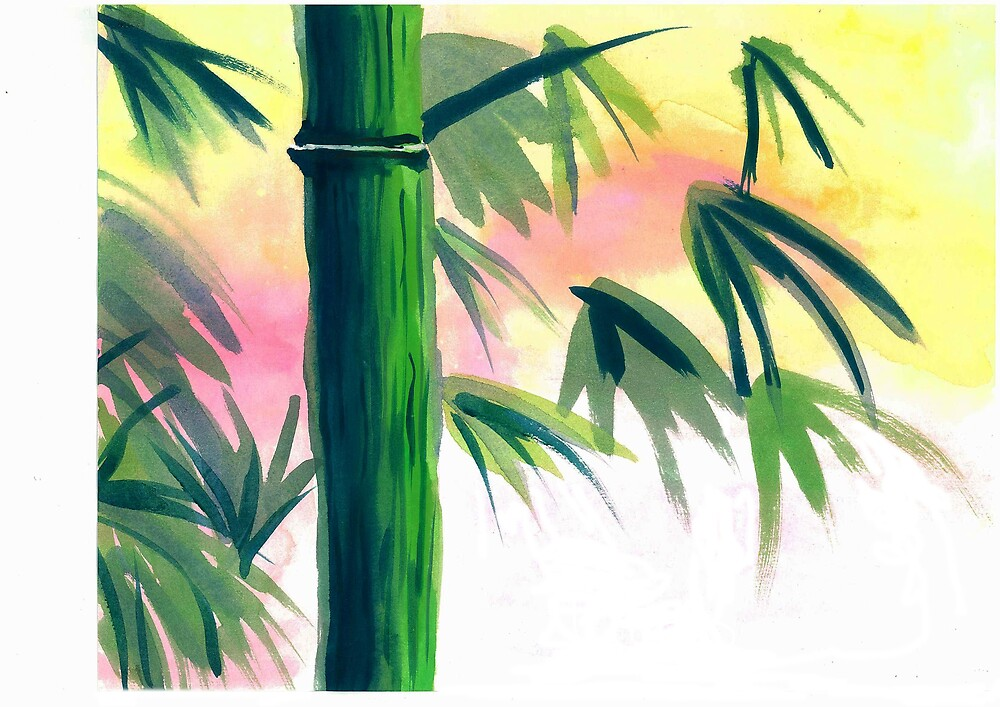 Bamboo by MelloAlice