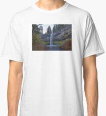 South Falls at Silver Falls State Park Oregon Classic T-Shirt