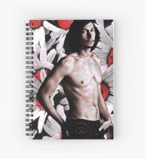 Adam Drivin' Me Crazy Spiral Notebook