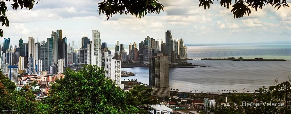 Panama City by Bernai Velarde PCE 3309