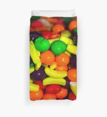 Rainbow Candy Duvet Cover