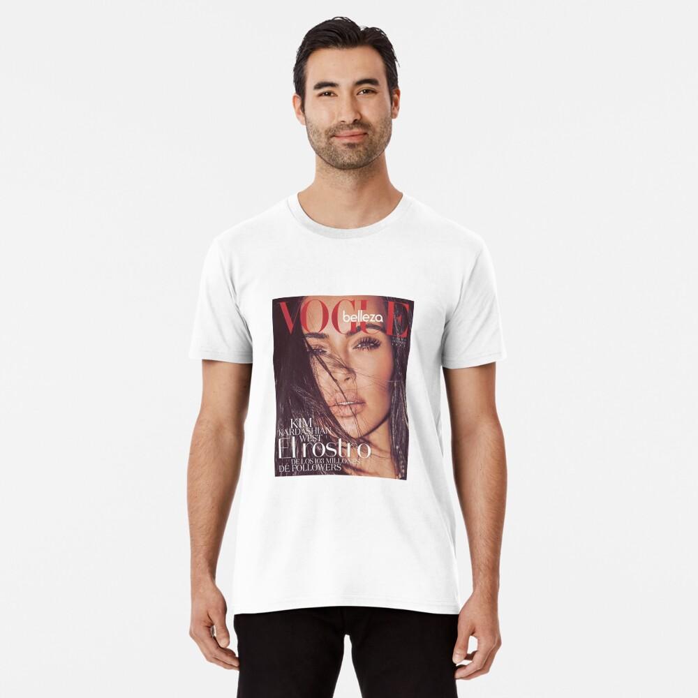 Kim Kardashian West Instagram Premium T-Shirt
