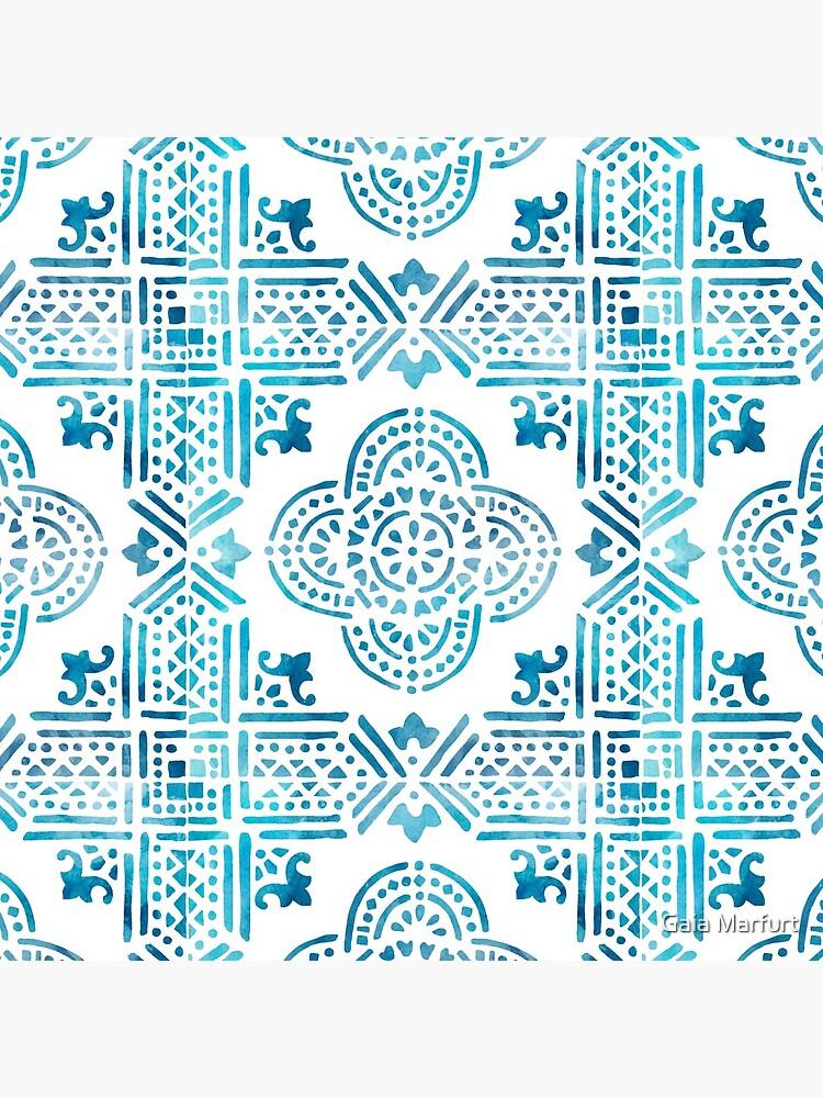 Spanish Tile by gaiamarfurt