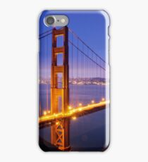 San Francisco Golden Gate Bridge iPhone Case/Skin