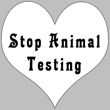 Stop Animal Testing by PunkHale