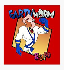 Earthworm Gym Photographic Print