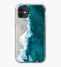 Ocean Surf Shoreline iPhone Case