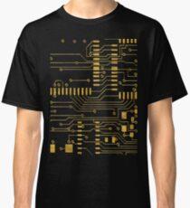 Computer Circuit Board  Classic T-Shirt