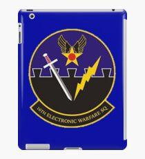16th Electronic Warfare Squadron iPad Case/Skin