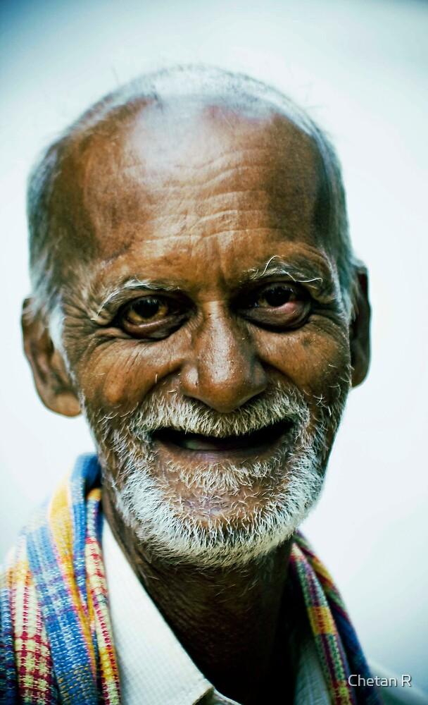 Indian Portraits9 by Chetan R