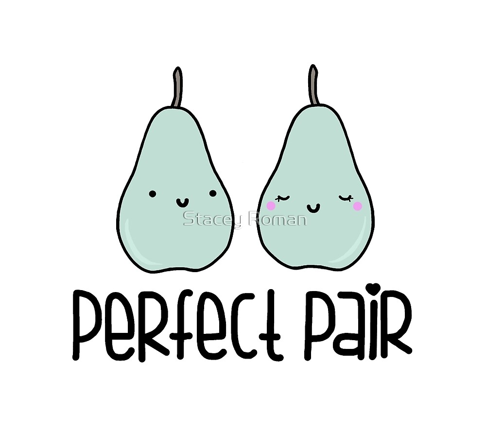 Perfect Pair by Stacey Roman
