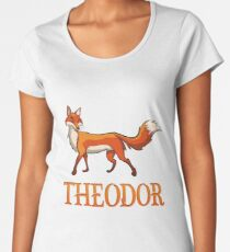 Theodor Fox Women's Premium T-Shirt