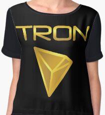 Tron TRX Chiffon Top