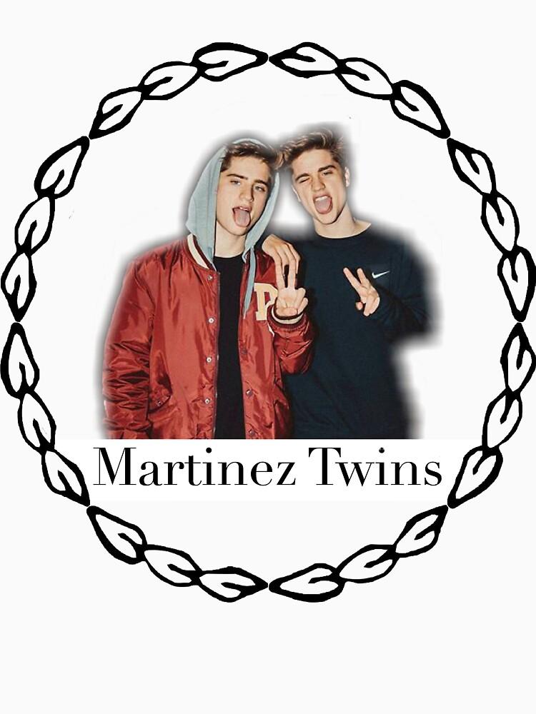 Martinez Twins  by AmnaKhan13