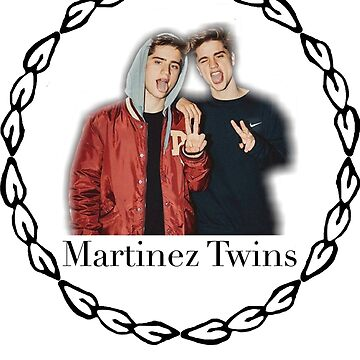 Martinez Twins  by AmnaKhan13