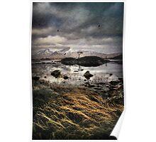 Rannoch Island Poster