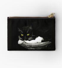 Cat Etiquette  Studio Pouch