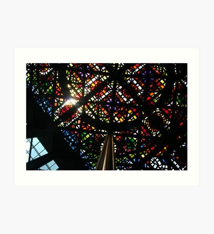 National Gallery Great Hall Art Print