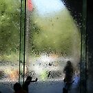 National Gallery Window I by Rupert Russell