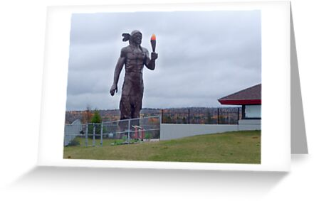 Glooscap by George Cousins