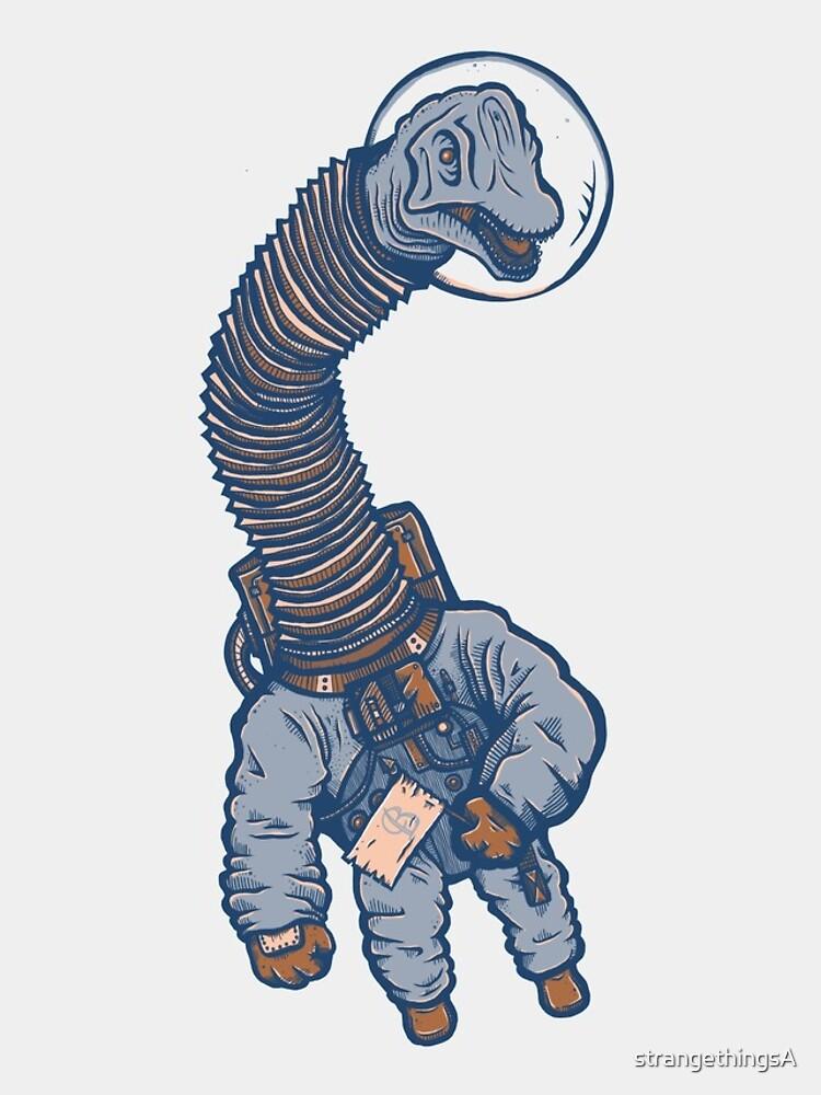 Astro Brachiosaurus de strangethingsA