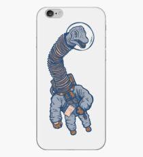 Astro Brachiosaurus iPhone Case