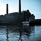Lotts Road Power Station by Michael Naylor