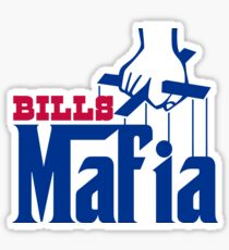 Bills Mafia Sticker