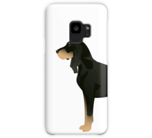 Quot Black And Tan Coonhound Basic Breed Design Quot Stickers By