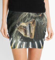 Salt mine. Underground place Mini Skirt