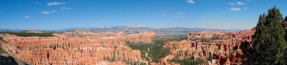 Bryce Canyon Grand Point View by Ergopower