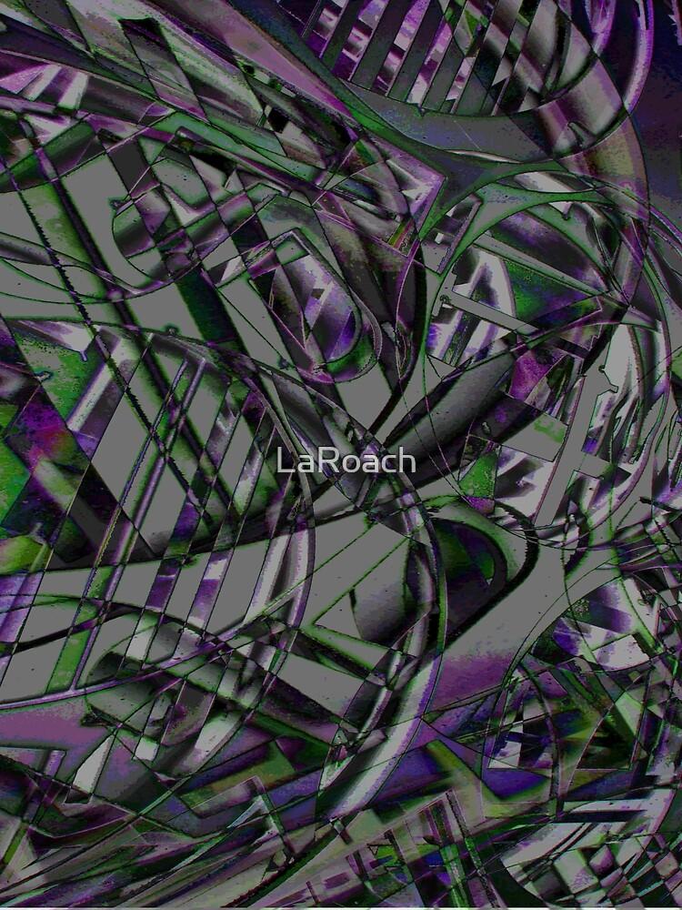 Kaleidoscope #12 by LaRoach