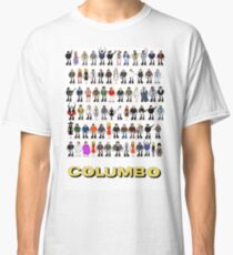 Columbo - The Murderers Classic T-Shirt