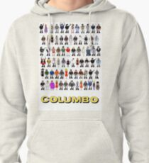 Columbo - The Murderers Pullover Hoodie