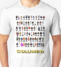 Columbo - The Murderers Unisex T-Shirt