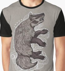 Fury of the Badger Graphic T-Shirt