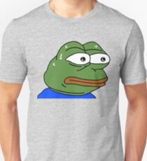 monkaS Emote Unisex T-Shirt