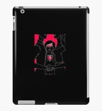 You Knew iPad Case/Skin