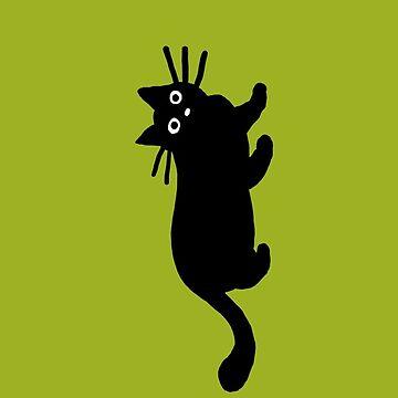 Gatos negros) de ShortCoffee