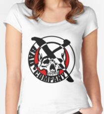 Bad Company - Community Women's Fitted Scoop T-Shirt