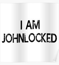 I AM JOHNLOCKED Poster