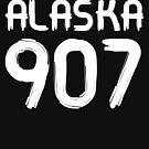 Alaska - 907 - Snow Edition by Wave Lords United