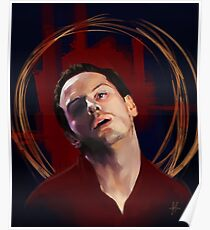 Jim -- And All The Sinners Saints Poster