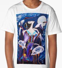 Pzeepaint10 Long T-Shirt