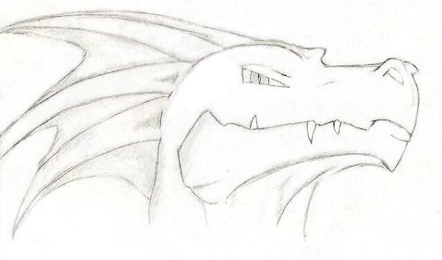 Mr. Dragon by xwolfiex