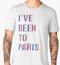 I've Been To Paris Shirt Men's Premium T-Shirt